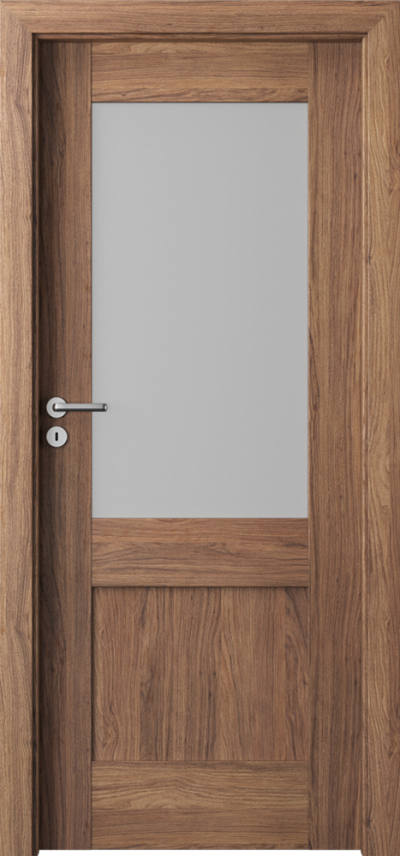 Drzwi wewnętrzne Porta VERTE PREMIUM, C C.1 Okleina Portaperfect 3D **** Dąb Kalifornia