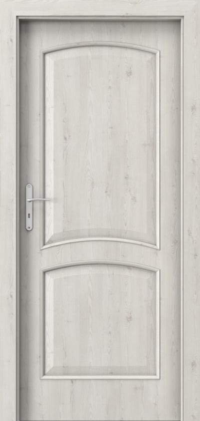 Drzwi wewnętrzne Porta NOVA 6.1 Okleina Portasynchro 3D *** Sosna Norweska