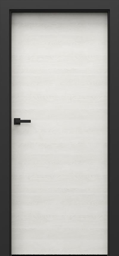 Drzwi wewnętrzne Porta LOFT 7.1 Gladstone/Halifax ****** Dąb Biały