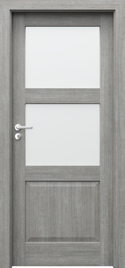 Drzwi wewnętrzne Porta BALANCE D.2 Portalamino**** Dąb Srebrzysty