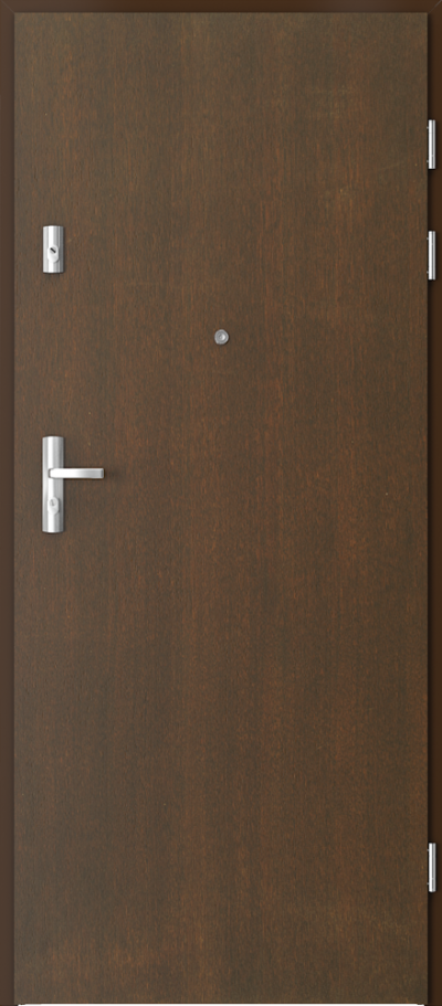 Drzwi wejściowe do mieszkania GRANIT pełne