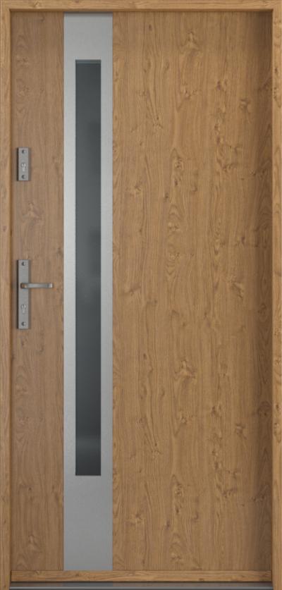 Podobne produkty                                  Drzwi wejściowe do domu                                  Steel SAFE RC2 D1