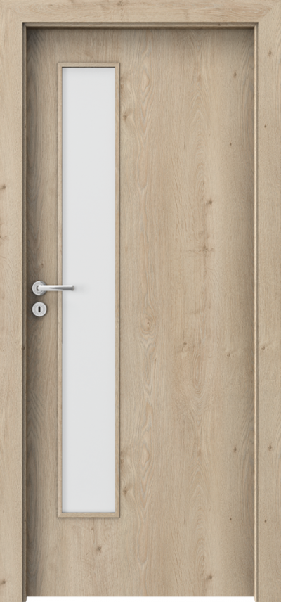 Interior doors Porta FIT I.1 Portaperfect 3D veneer **** Classic Oak