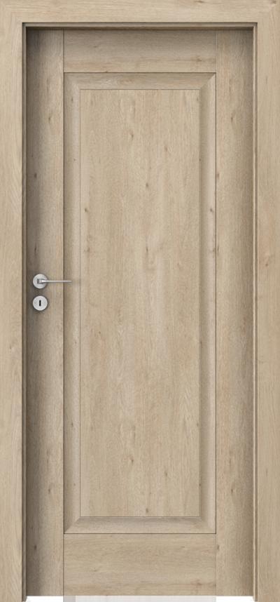 Drzwi wewnętrzne Porta INSPIRE A.0 Okleina Portaperfect 3D **** Dąb Klasyczny