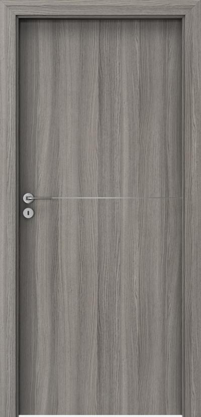 Drzwi wewnętrzne Porta LINE F.1 Okleina CPL HQ 0,2 ***** Dąb Milano 4