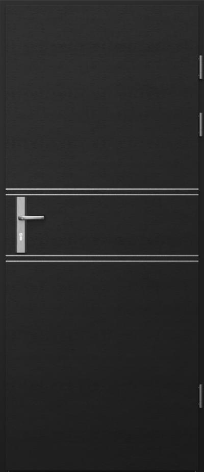 Podobne produkty                                  Drzwi wejściowe do mieszkania                                  Akustyczne 27dB intarsje 4