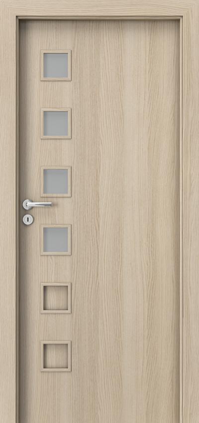 Drzwi wewnętrzne Porta FIT A.4 Okleina CPL HQ 0,2 ***** Dąb Milano 1
