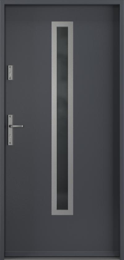 Podobne produkty Drzwi techniczne Steel SAFE RC3 z Thermo B1