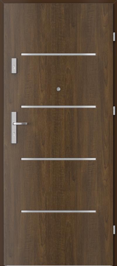 Drzwi wejściowe do mieszkania OPAL Plus OFFICE model 9