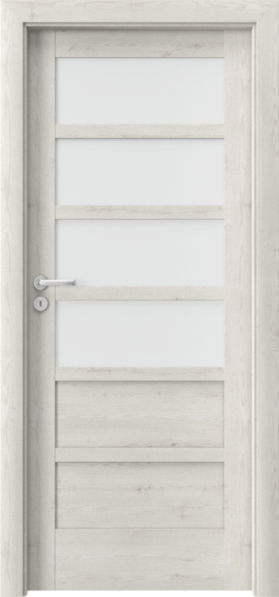 Drzwi wewnętrzne Porta VERTE HOME, A A.4 Okleina Portasynchro 3D *** Sosna Norweska