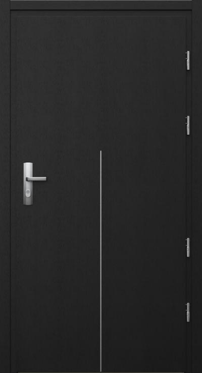 Podobne produkty                                  Drzwi wejściowe do mieszkania                                  Przeciwpożarowe EI 60 intarsje 9