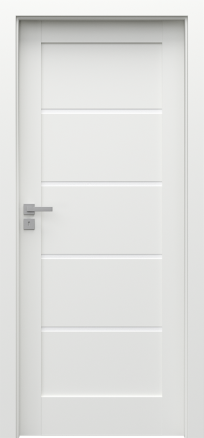 Drzwi wewnętrzne Porta GRANDE G.0