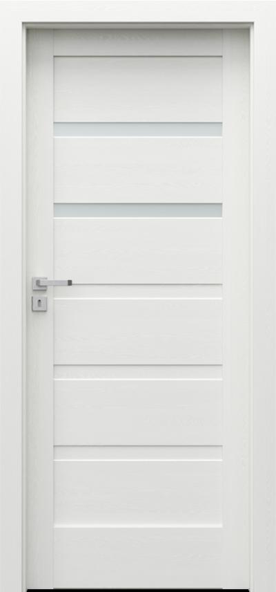 Drzwi wewnętrzne Porta VERTE HOME, H H.2 Okleina Portasynchro 3D *** Wenge White