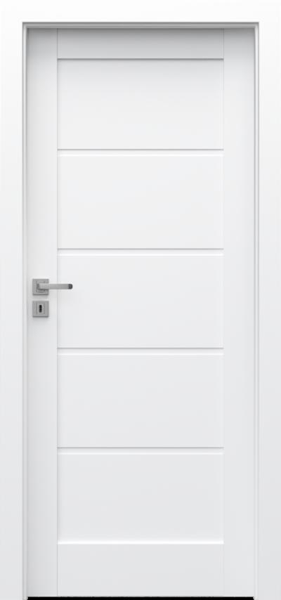 Drzwi wewnętrzne Porta GRANDE F.0