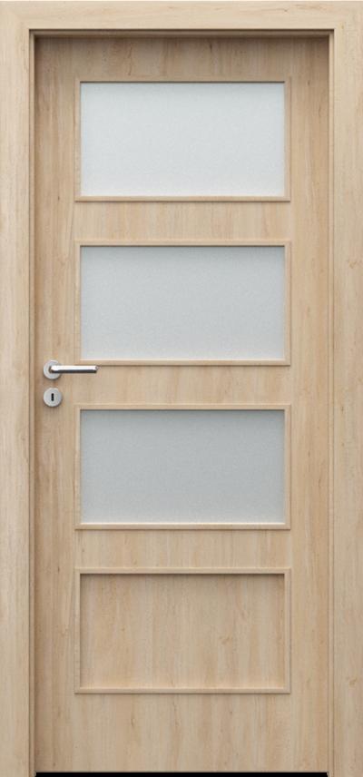 Drzwi wewnętrzne Porta FIT H.3 Okleina Portaperfect 3D **** Buk Skandynawski