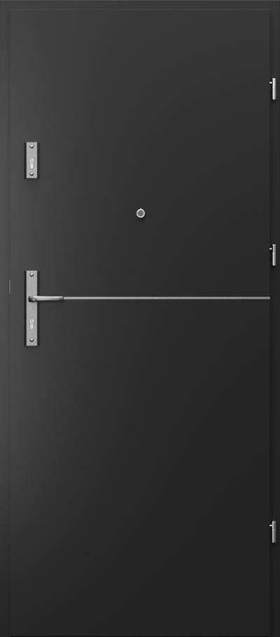 Podobné produkty                                  Technické dveře                                  OPAL RC2 intarsie 7