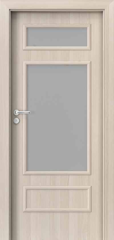 Drzwi wewnętrzne Porta GRANDDECO 1.3 Okleina Portadecor *** Orzech Bielony
