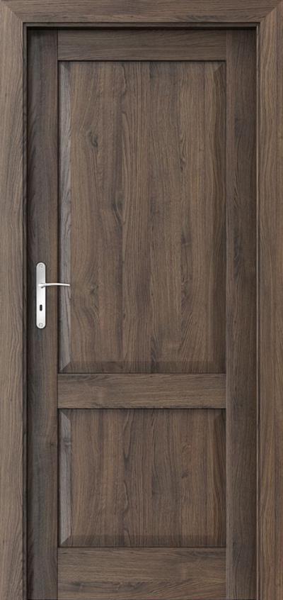 Drzwi wewnętrzne Porta BALANCE A.0 Okleina Portasynchro 3D *** Dąb Szkarłatny