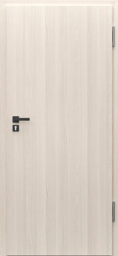 Drzwi techniczne PURE 57dB Pure 57 dB Okleina CPL HQ 0,7 ****** Orzech Bielony