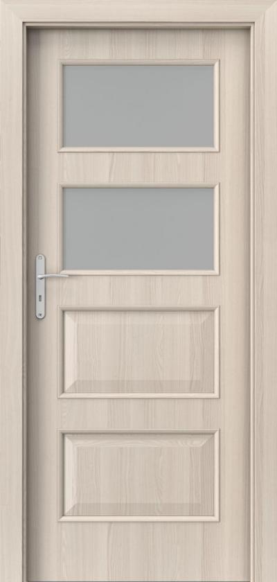 Drzwi wewnętrzne Porta NOVA 5.3 Okleina Portadecor *** Orzech Bielony