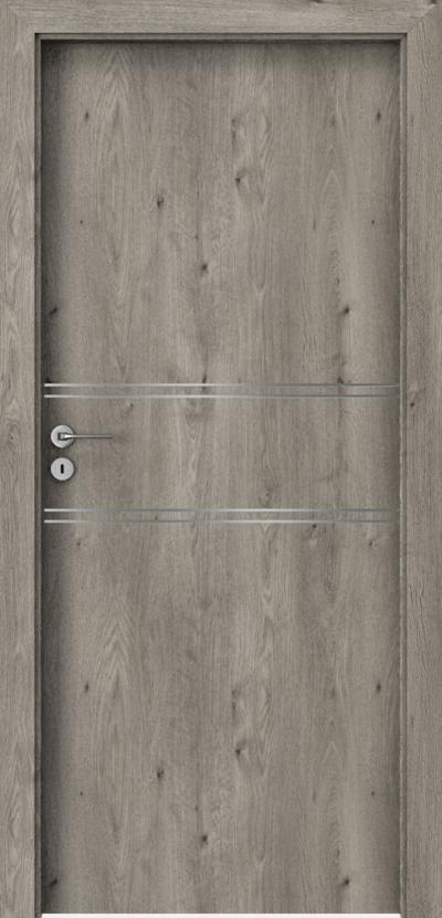 Interiérové dveře Porta LINE C.1