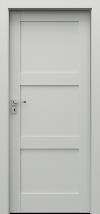 Drzwi wewnętrzne Porta GRANDE B.0