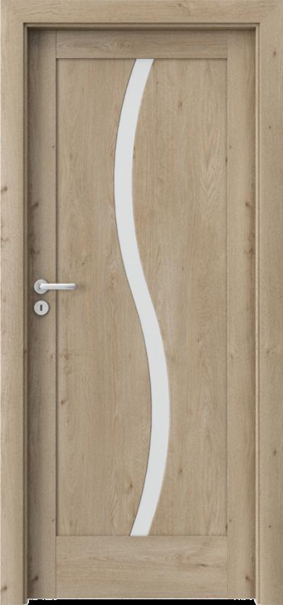 Drzwi wewnętrzne Porta VERTE HOME, E-F E.1 Okleina Portaperfect 3D **** Dąb Klasyczny