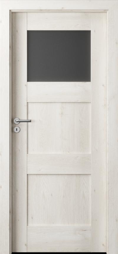 Drzwi wewnętrzne Porta VERTE PREMIUM, B B.1 Okleina Portaperfect 3D **** Dąb Skandynawski