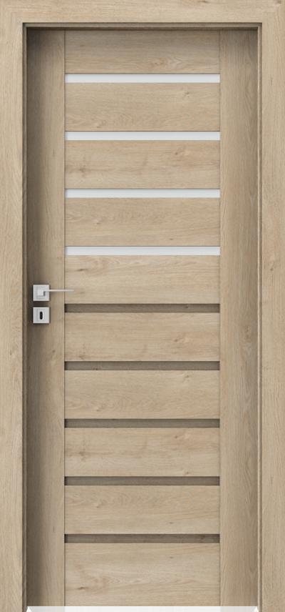 Interiérové dveře Porta KONCEPT A4