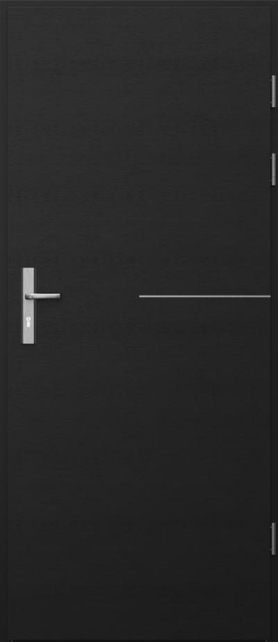 Podobne produkty                                  Drzwi wejściowe do mieszkania                                  Akustyczne 27dB intarsje 8