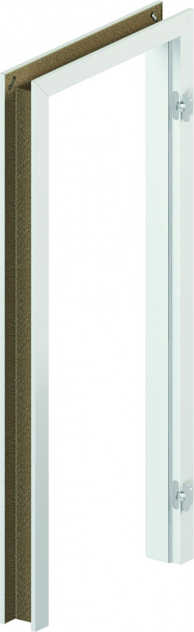 Door frames and transoms Porta SYSTEM ELEGANCE B Portadecor veneer *** White