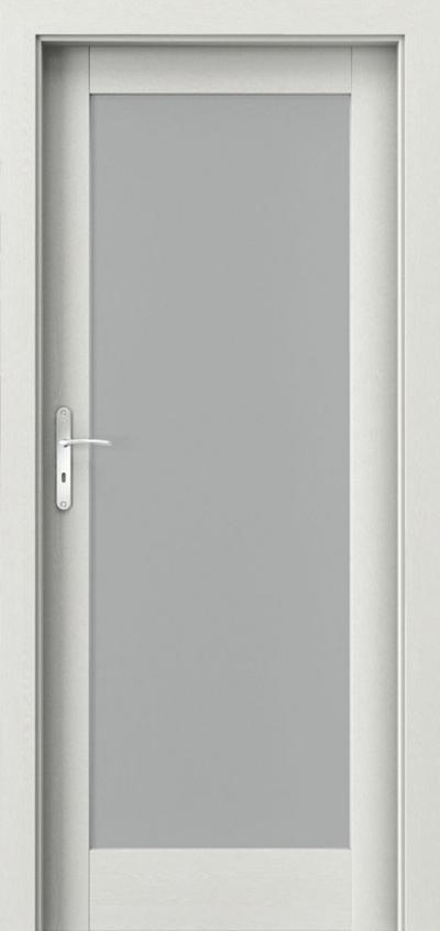 Drzwi wewnętrzne Porta BALANCE B.1 Okleina Portasynchro 3D *** Wenge White
