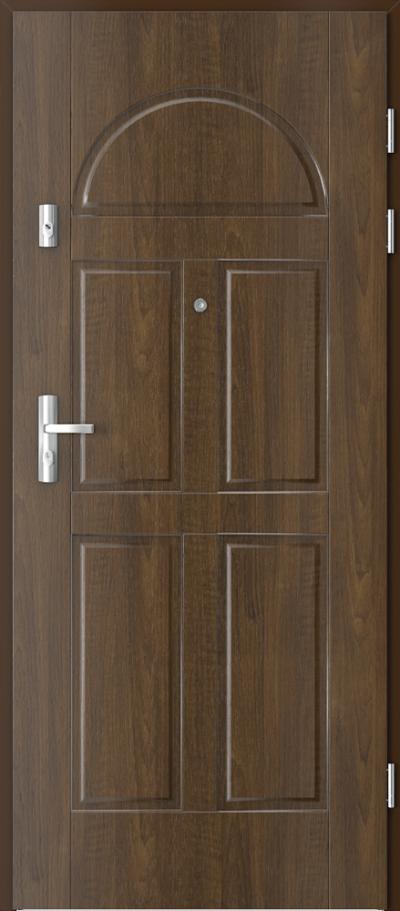 Drzwi wejściowe do mieszkania KWARC OFFICE model 1