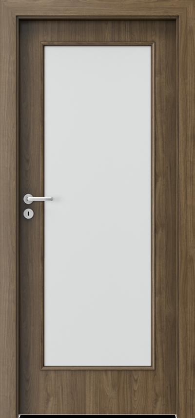 Drzwi wewnętrzne Porta CPL 1.4 Okleina CPL HQ 0,2 ***** Orzech Naturalny (matowy)