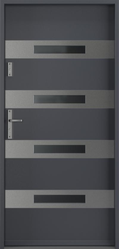 Podobne produkty Drzwi techniczne Steel SAFE RC3 z Thermo F1