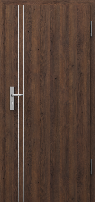 Podobne produkty                                  Drzwi wewnętrzne                                  INNOVO 42dB Intarsje 3 Gladstone