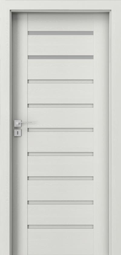 Drzwi wewnętrzne Porta KONCEPT A.2 Okleina Portasynchro 3D *** Wenge White