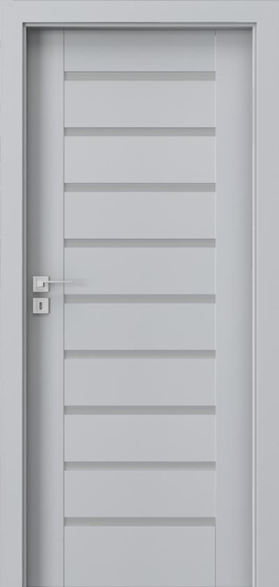 Drzwi wewnętrzne Porta KONCEPT A9