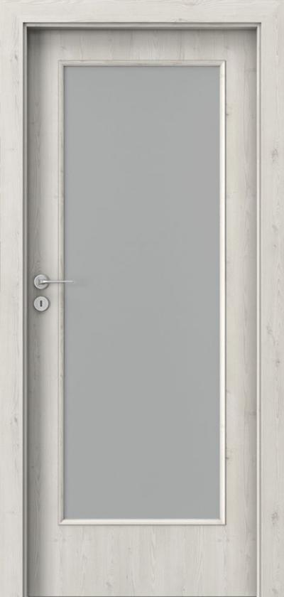 Drzwi wewnętrzne Porta NOVA 2.2 Okleina Portasynchro 3D *** Sosna Norweska