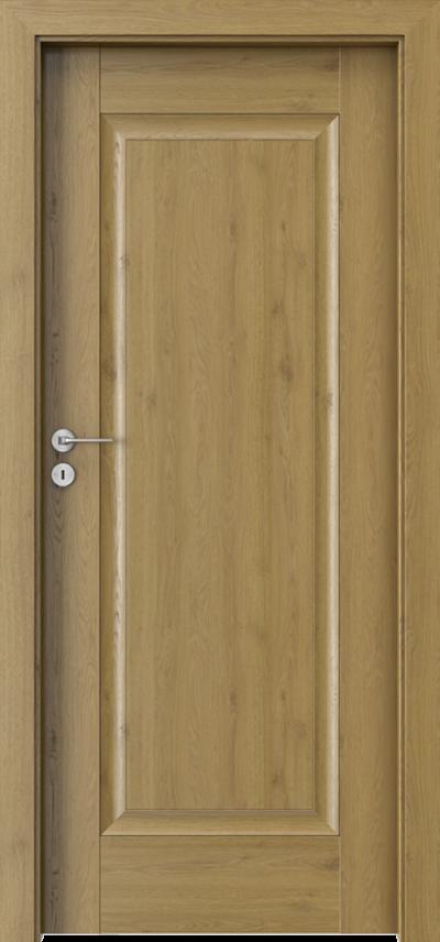 Drzwi wewnętrzne Porta INSPIRE A.0 Okleina Portaperfect 3D **** Dąb Naturalny