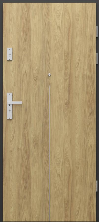 Podobne produkty                                  Drzwi wejściowe do mieszkania                                  EXTREME RC2 intarsje 9