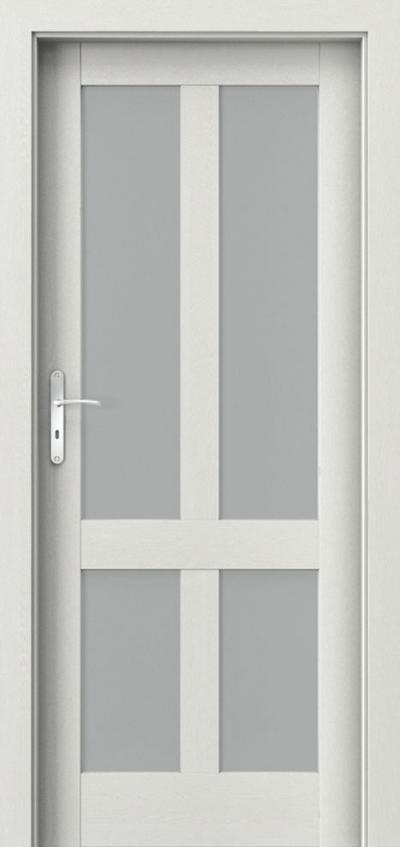 Drzwi wewnętrzne Porta HARMONY A.2 Okleina Portasynchro 3D *** Wenge White