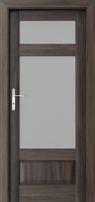 Drzwi wewnętrzne Porta HARMONY C.2 Okleina Portasynchro 3D *** Dąb Ciemny