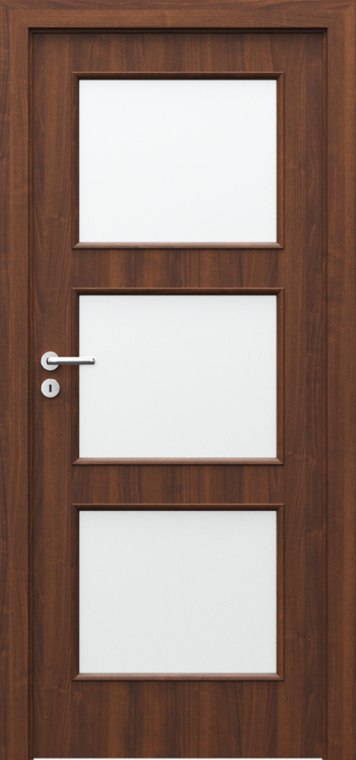 Innenraumtüren Porta NOVA 4.4 Furnier Portadur **** Nußbaum 4