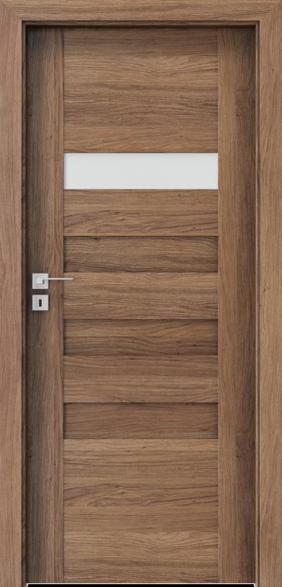 Interiérové dveře Porta KONCEPT  Fólie Portaperfect 3D **** Dub Kalifornia