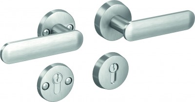 Complementary products – Accessories for doors GLOBER set with a lever handle