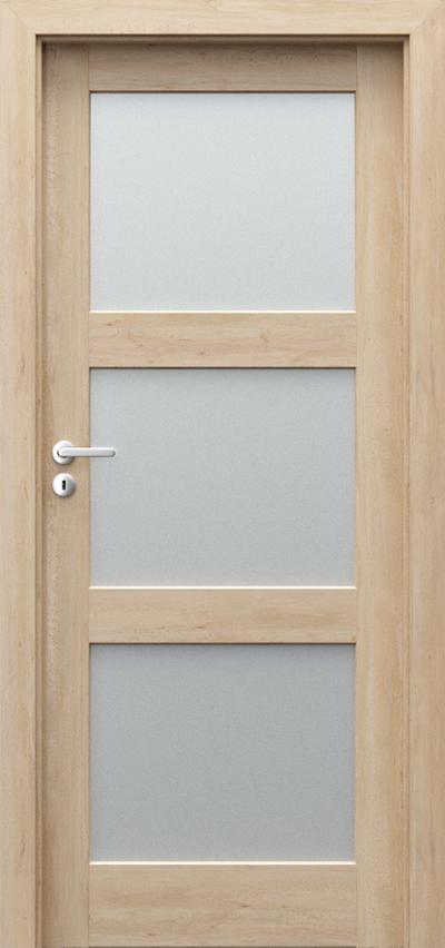 Drzwi wewnętrzne Porta BALANCE D.3 Okleina Portaperfect 3D **** Buk Skandynawski