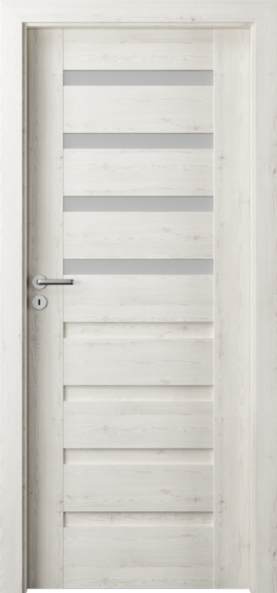 Drzwi wewnętrzne Porta VERTE PREMIUM D.4