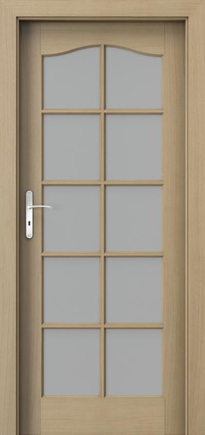 Podobne produkty Drzwi wejściowe do mieszkania MADRYT Duży Szpros