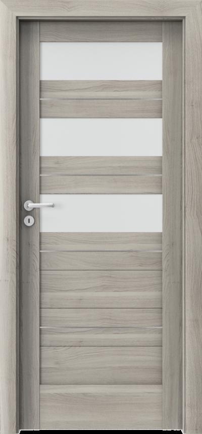 Drzwi wewnętrzne Porta VERTE HOME C.3 intarsje